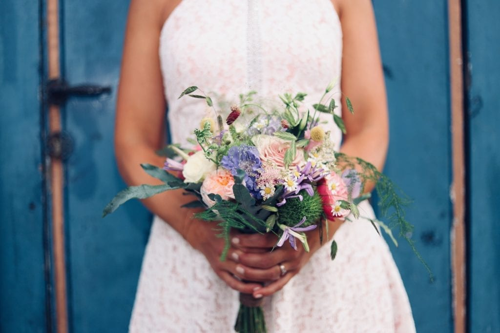 Bruidsboeket bestellen