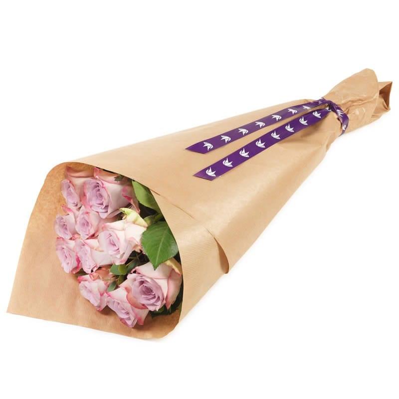Rozengeschenk roze
